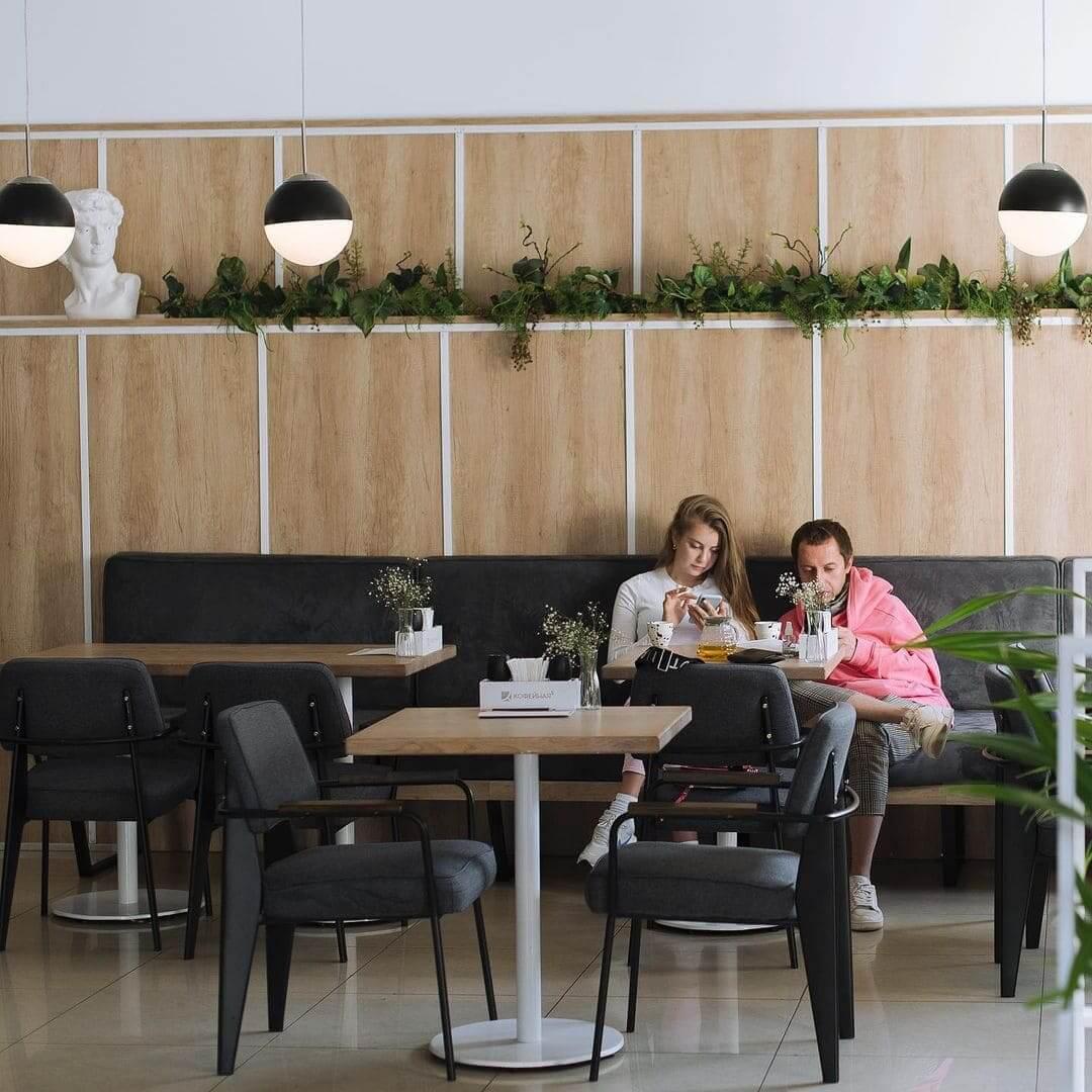 Кофейная 3 на ул. Советская,  83 (Кафе)