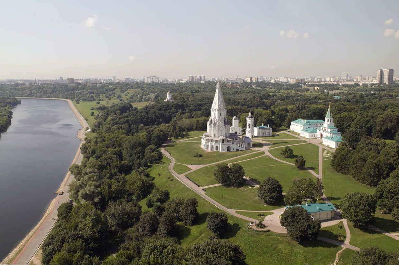 Коломенское на Коломенское,  Андропова пр-т,  39 (Парки)
