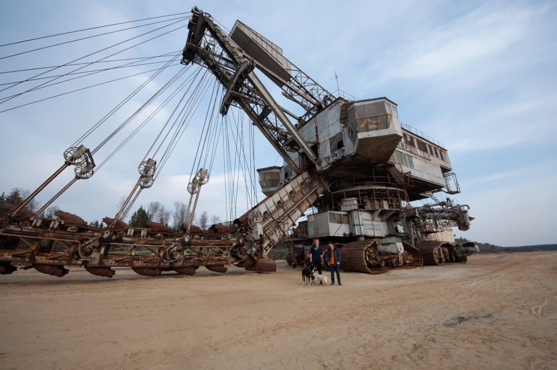 Лопатинский рудник на Московская обл.,  Россия (Достопримечательности)