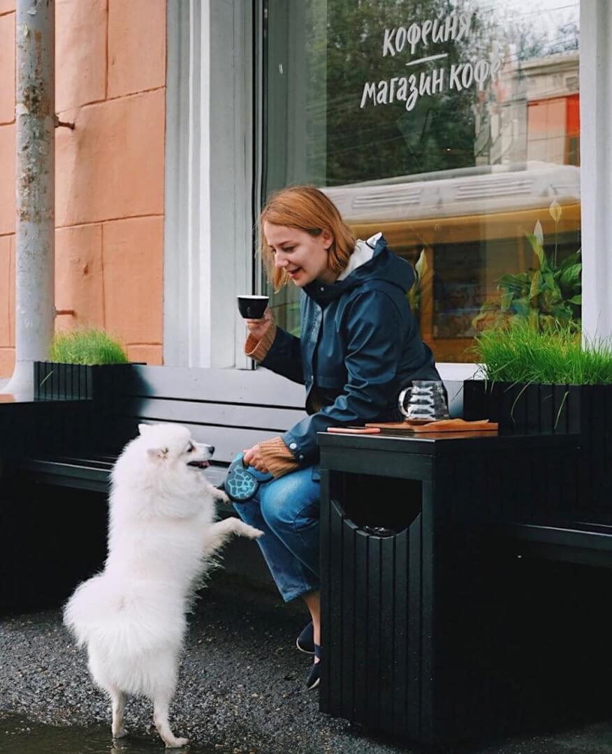 Tasty Coffee на ул. Лихвинцева,  50 (Кафе)
