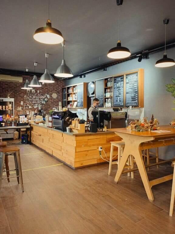Территория Кофе на ул. Усова,  9Б (Кафе)
