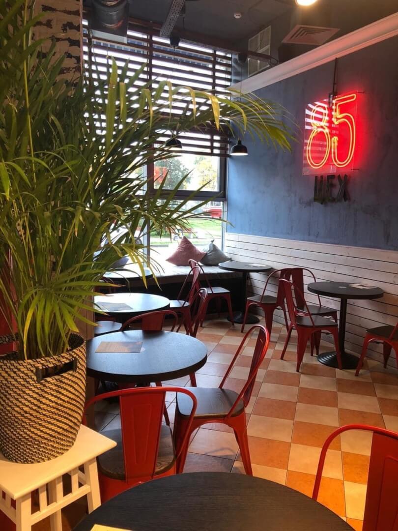 Пекарня ЦЕХ85 на Выборгское ш.,  17 (Кафе)