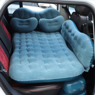 Надувной матрас на заднее сидение автомобиля